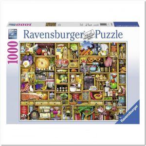 Пазл Ravensburger Кухонный буфет, 1000 элементов