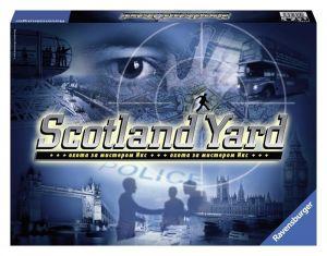 Настольная игра Скотланд Ярд, Ravensburger