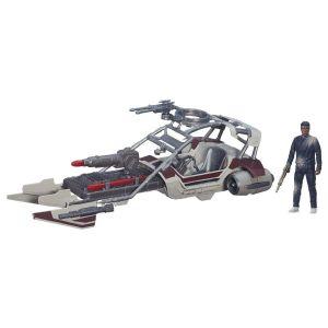 """Hasbro Космический корабль вселенной """"Звездные Войны"""" класс II, 9,5 см."""