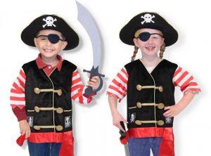 Карнавальный костюм Пират Melissa & Doug, MD4848