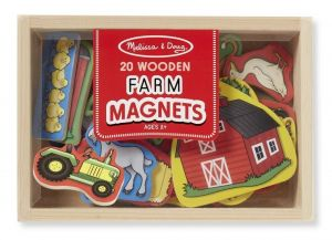 Набор фигурок с магнитами Ферма Melissa & Doug MD19279