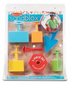 MD8260  Набор для строительства песчаных фигур - Sandblox