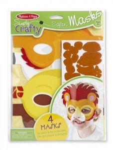 Карнавальные маски Melissa & Doug Сафари MD9478