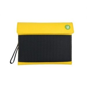Клатч Upixel для планшета Желто-черный