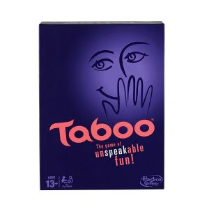 Игра настольная - Табу, Hasbro