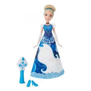 Модная кукла Принцесса Золушка в юбке с проявляющимся принтом