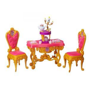 Игровой набор Принцессы Гостиная Белль