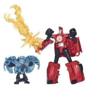 Трансформеры Hasbro Роботы под прикрытием: Миниконы Бетл-Пекс