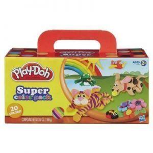 Play-Doh Набор из 20 баночек Hasbro