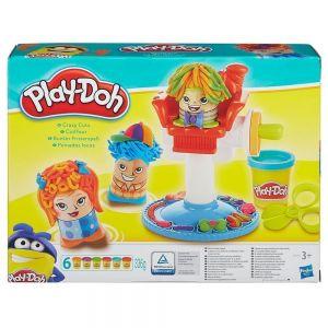 Игровой набор Play-Doh Сумасшедшие прически, Hasbro