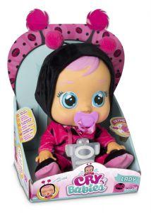 Кукла Cry Babies Плакса Леди
