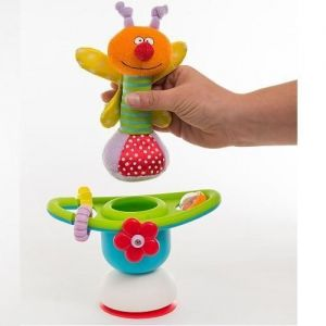 Игрушка на присоске Taf Toys - ЦВЕТОЧНАЯ КАРУСЕЛЬ