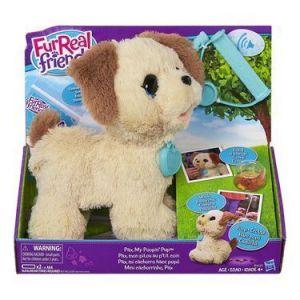 Интерактивная игрушка Весёлый щенок Пакс Hasbro
