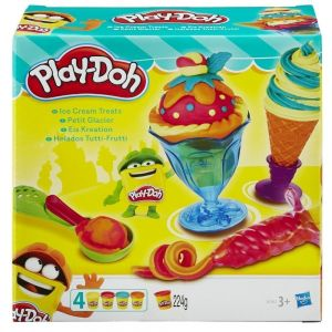 Play-Doh Игровой набор - Инструменты мороженщика, Hasbro