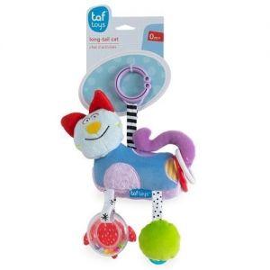 Развивающая игрушка-подвеска TAF TOYS  - СМЫШЛЕНЫЙ КОТИК