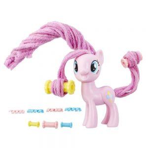 Игровой набор My Little Pony Пони с праздничными прическами Рарити и Пинки Пай