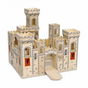 Деревянный рыцарский замок Melissa & Doug MD11329