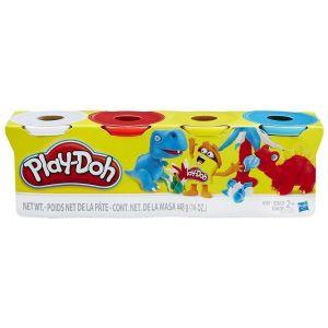 Play-Doh Набор из 4 баночек в асс.