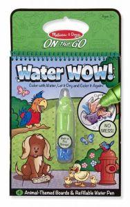 Волшебная водная раскраска Животные Melissa & Doug MD15376