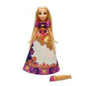 Модная кукла Принцесса Рапунцель в юбке с проявляющимся принтом