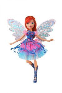 Кукла Winx  Butterflix Fairy Баттерфикс Блум