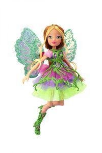 Кукла Winx  Butterflix Fairy Баттерфикс Флора