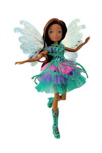Кукла Winx Butterflix Fairy Баттерфикс Лейла