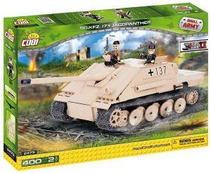 Конструктор COBI Самоходно-артилерийская установка - Ягдпантер, 400 деталей
