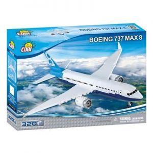 Конструктор COBI Самолет Boeing 737 MAX 8, 320 деталей