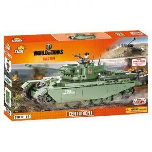 COBI конструктор World Of Tanks Центурион, 610 деталей