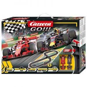 Автотрек Carrera GO!!! Выиграть гонку длина трассы 4.3м