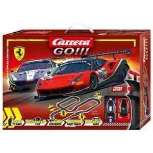 Автотрек Carrera GO!!! Соревнование на скорость, длина трассы 8.6 м