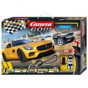 Автотрек Carrera GO!!! Трасса, длина 5,4 м