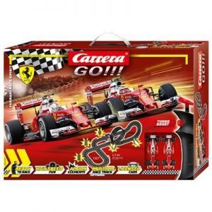 Carrera GO!!! Автотрек Дух гонок Феррари, длина трассы 5.3 м