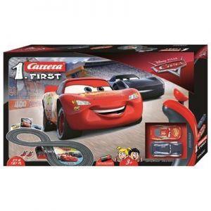 Автотрек Carrera First Disney Pixar Тачки, длина трассы 2.4м