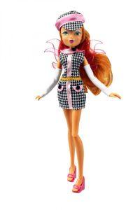 Кукла Winx Charming Fairy Волшебная фея Флора