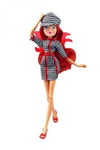 Кукла Winx Charming Fairy Волшебная фея Блум
