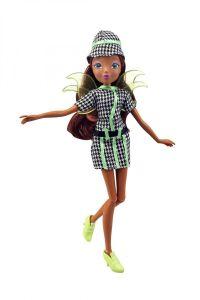 Кукла Winx Charming Fairy Волшебная фея Лейла