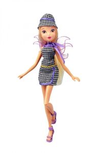 Кукла Winx Charming Fairy Волшебная фея Стелла