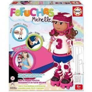Набор для творчества Кукла Фофуча Мишель