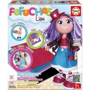 Набор для творчества  EDUCA Кукла Фофуча Лиза