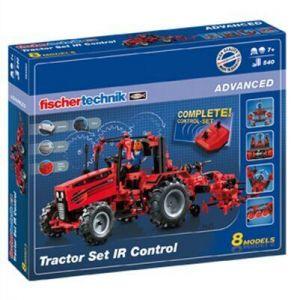 Fischertechnik конструктор Трактор с ДУ