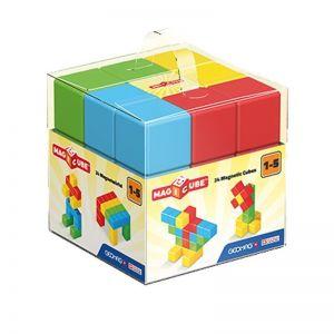 Кубики магнитныеGeomag MAGICUBE Pre-school 24 штуки