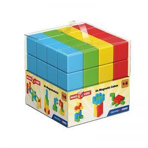 Geomag MAGICUBE Pre-school магнитные кубики 64 штуки