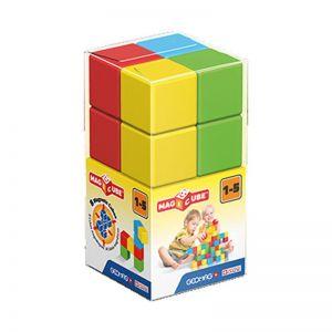 Магнитные кубики Geomag MAGICUBE Pre-school 8 штук