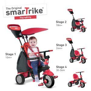 Велосипед детский Smart Trike Glow 4 в 1 красный