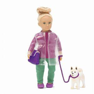 LORI кукла Шауна с собачкой Сонни 15 см