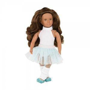 Кукла баллерина LORI Фабиана, 15 см LO31026Z