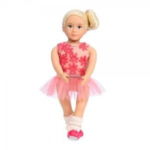 Кукла LORI Балерина Фиора, 15 см LO31045Z