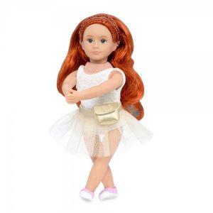 Кукла LORI Баллерина Мейбл, 15 см LO31046Z
